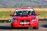 Xmas stages Pembrey 30th December 2008
