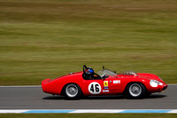 Donington Historic festival 4th May 2015
