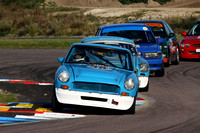 MGCC @ Thruxton 8th September 2012