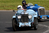 VSCC at Mallory Park 22nd August 2015