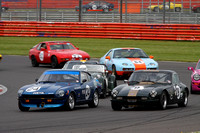 HSCC International Trophy at Silverstone Saturday 18th May