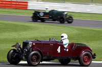 Bentley Drivers club at Silverstone.