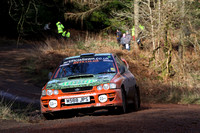 Wyedean rally 15th February 2014