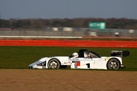 Britcar at Silverstone GP 24th March 2012