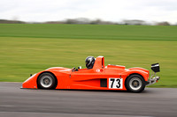 Castle Combe track day 17th March 2012