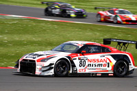 British GT at Silverstone 1st June 2014