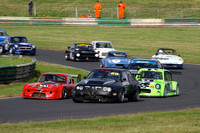CSCC Special saloons at Mallory Park 20th July 2014